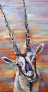 Arabische Oryxantilope