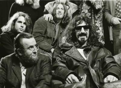 Fritz Rau & Zappa