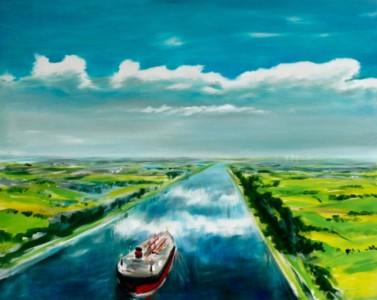 Der Nordostseekanal