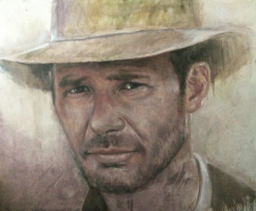 Indiana Jones alias Harrison Ford