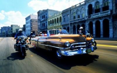 Cadillac cruise