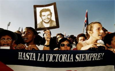 Che Guevara Funeral