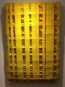 Architektur Gelb
