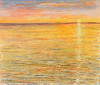 Ostsee in Flammen