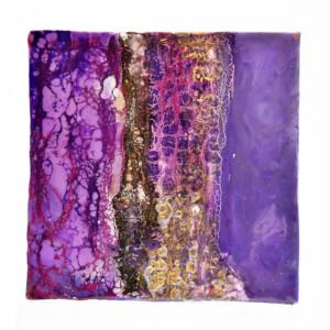 Regenbogen – Purple Sky